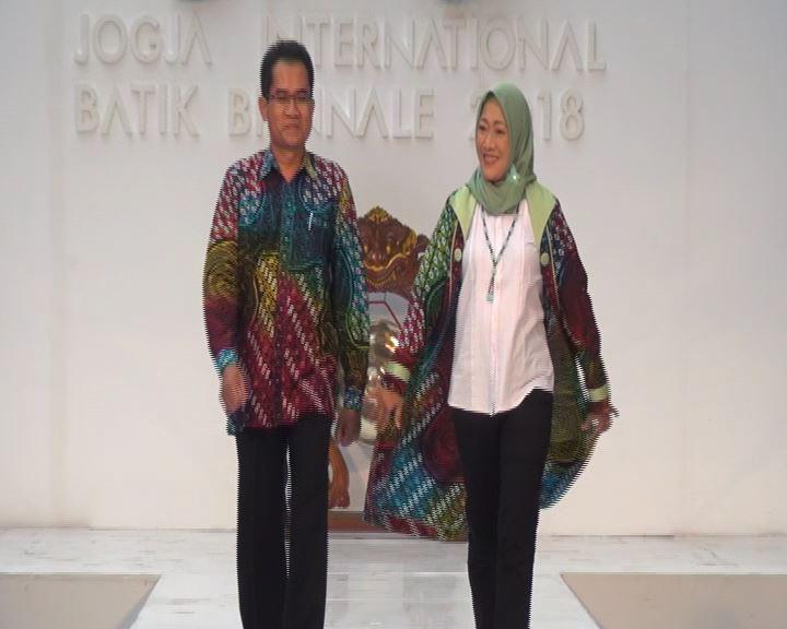 Gebyar Batik Kulonprogo 2018 Hadirkan Batik Karya Anak ...